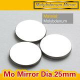 Espejo reflexivo del laser Mirror/Mo del CO2 de D 25m m MES