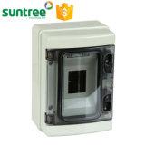 Feito no preço de fábrica de China Suntree barato 6 tamanhos da caixa de distribuição elétrica da maneira