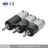 Motor eléctrico del voltaje 6V del engranaje clasificado de la C.C.