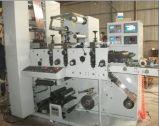 Flexo Drucken-Maschine mit dem Aufschlitzen des Geräts