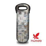 Botella de vino de neopreno / botella de agua de mano individual