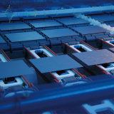 Contrôle de qualité strict et poly panneau solaire 160W