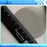 El acero inoxidable cubrió el acoplamiento del disco del filtro de borde