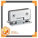 Lagebestimmung 90 Grad-Doppelt-Seiten-Badezimmer-Glas-Scharniere