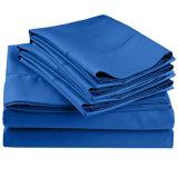 Caja de la almohadilla del color de la manera para ropa de cama (WSPC-2016014)