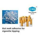 Горячий прилипатель Melt должен быть конструированным для наклонять фильтра сигареты