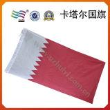 bandierine d'ondeggiamento Palo della mano di seta di plastica del poliestere di 20*30cm