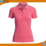 Grossiste Femmes Plain Polo Shirts Fitness Sport Polo