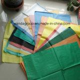 プラスチック強く熱い切口によって編まれる袋か袋