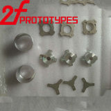 アルミニウムまたは真鍮かステンレス鋼の金属の精密CNCの機械化の部品