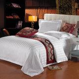 Quilt de seda longo do Mulberry branco Home da cor de matéria têxtil