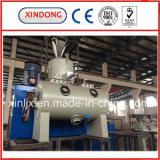 Máquina de mistura do PVC do misturador de Turbo do pó da resina plástica