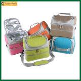 Sacchetti più freddi isolati colore vario Double-Deck popolare (TP-CB373)