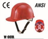 Casque protecteur industriel lourd d'ABS de sûreté