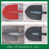 Schaufel-russische Art-quadratischer Schaufel-Stahlkopf