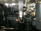 Compressore d'aria rotativo guidato diesel del rimorchio delle Quattro-rotelle di Kaishan BKCY-12/10