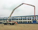37M LKW eingehangene Betonpumpe, ISUZU Betonpumpe-LKW