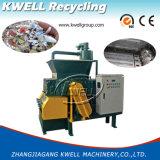 Défibreur en plastique avec le broyeur/défibreur en plastique deux dans une machine