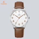 Horloge 71287 van de Vrouwen van de Bevordering van de Riem van het Leer van de Kleding van de Mode van de Wijzerplaat van het Horloge van het Kwarts van Japan Movt van het Polshorloge van de Dames van de manier Kleurrijk
