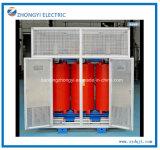 Scb10 33kv 전원 분배를 위한 1600 kVA 던지기 수지 전력 Dry-Type 변압기