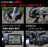 """26 """" En15194 Ce/EMC山の電気バイク(LWEB-L2605)"""