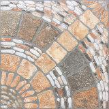 azulejo de suelo de cerámica de la inyección de tinta rústica de Matt del material de construcción de 400X400m m