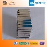 Aimants de détecteur de néodyme qualifiés par ISO/Ts16949 pour le commutateur