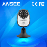 Câmera do IP de WiFi com CMOS para a fiscalização Home do alarme e do vídeo