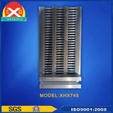 Высокая мощность Комбинированный теплоотвода для преобразователя частоты
