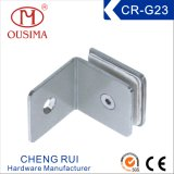 SUS304正方形のシャワーのガラスハードウェアの適切なアクセサリ