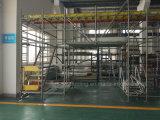 건축 프로젝트, 중국 제조자를 위한 금속 Kwikstage 비계 기준