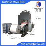 Automatische Rollenlaminiermaschine /Roller, das Maschine mit Web-leitendem System (XJFMR-145, lamelliert)