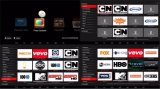 PRO TV cadre 2017 du cadre 4k S905X Android6.0 TV de Hotselling Mxq supportant Kodi 17.1
