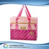 Cadre de empaquetage en cuir de luxe pour le produit de beauté de bijou de nourriture de cadeau (xc-hbg-018)