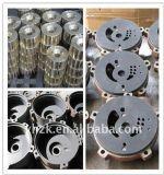 중국에서 독일어 품질 단일 단계 액체 링 진공 펌프