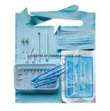10 in 1 oralem zahnmedizinischem medizinisches Instrument-Installationssatz