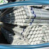 Materiale da costruzione un tubo d'acciaio galvanizzato liquido da 1.5 pollici