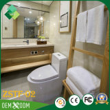 판매 (ZSTF-02)를 위한 자연적인 중국 작풍 호텔 아파트 침실 가구