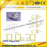 Perfil de alumínio para Windows & a construção da parede de cortina das portas