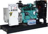 Kanpor力60Hz 1800rpm 50Hz 1500rpmはCummins Engine 4b3.9 4bt3.9 4BTA3.9 6bt5.9 6BTA5.9 6btaa5.9 6cat5.9 6ltaa8.9 OEM Gensetによってタイプ電気発電機を開く