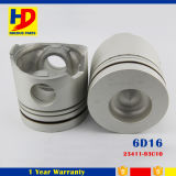 Spare Parts of 6D16 Piston with Pin for Excavator Parts OEM (MD041102)