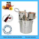 Kingsunshine 18L/5gal steuern Moonshine-Destillierapparat-noch Gerät für destillierendes Wasser/Alkohol-/Hydrolat automatisch an