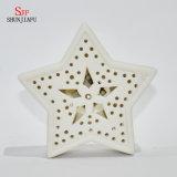 De LEIDENE de Ceramische Tribune van de Kaars/Gift van Kerstmis/Halloween/B