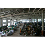 Grapas galvanizadas neumáticas de 50 series para el uso industrial