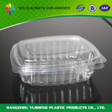12oz Clear Hinged Deli Food Packaging Container
