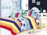 卸し売り工場綿材料キルトにするファブリック現代ベッドカバーの寝具の一定のベッド・カバーシートすべてのサイズ