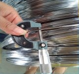 alambre brillante galvanizado 1.6mm/1.8m m del alambre