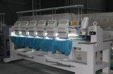 Holiauma Hot Selling 6 machines de broderie de tête informatisées pour les fonctions de machine à broder haute vitesse pour la broderie de tee-shirt avec Dahao Newest Control Sys