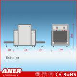 exportación del explorador del bagaje del sistema de inspección de la radiografía del equipo del control de seguridad del equipaje del aeropuerto del generador de la talla 160kv del túnel de 800X650m m