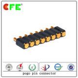 Hight Current SMD Pad Spring Chargeur Pogo Pin Connector